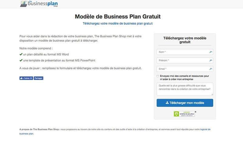 11 Logiciels Pour Creer Un Business Plan En Ligne Leadlist Fr