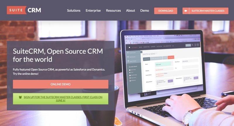 TOP 7 des logiciels CRM (GRC) gratuites pour les TPE / PME